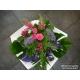 Boeket roze \ paars